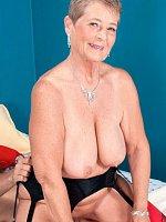 Joanne Price - Blowjob, Cumshot, Mature