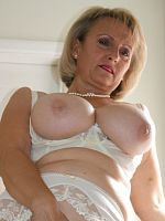 big tits blonde european hairy high heels Michelle's Nylons stockings