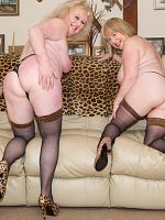 Lesbo sex session with Speedy Bee by the fire sideClaire xxx