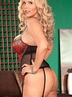 Karen Fisher - Big Tits, Blowjob, Cumshot