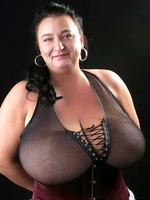 Mature woman with big mature tits