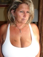 Mature ladies tits